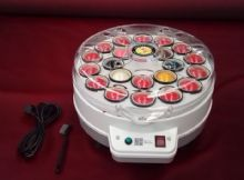 POOL BILLIARDS SNOOKER BALLS CLEANING POLISHING MACHINE CUE BALL ELECTRONIC WASH - 372170521337